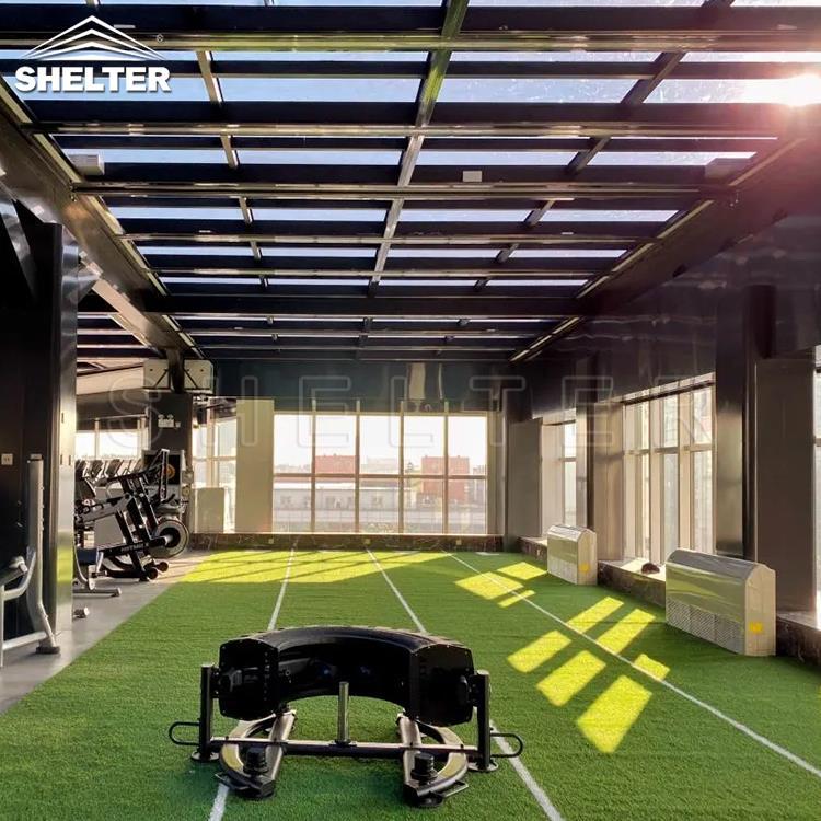 怎样打造实用又不失美观的阳光房商业空间?