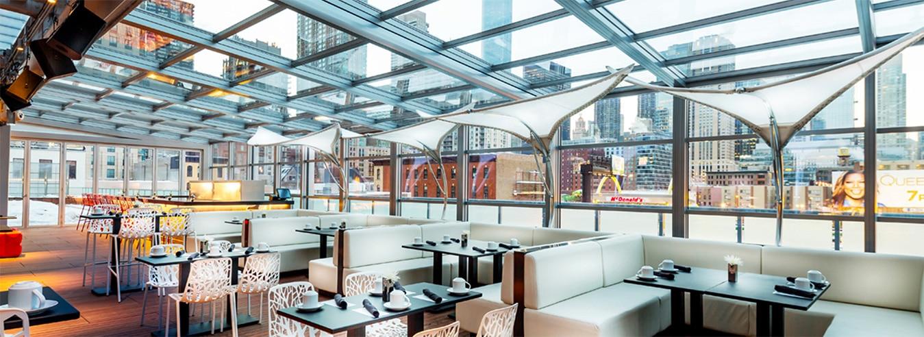 楼顶玻璃房-餐厅阳光房-移动阳光房-赛尔特